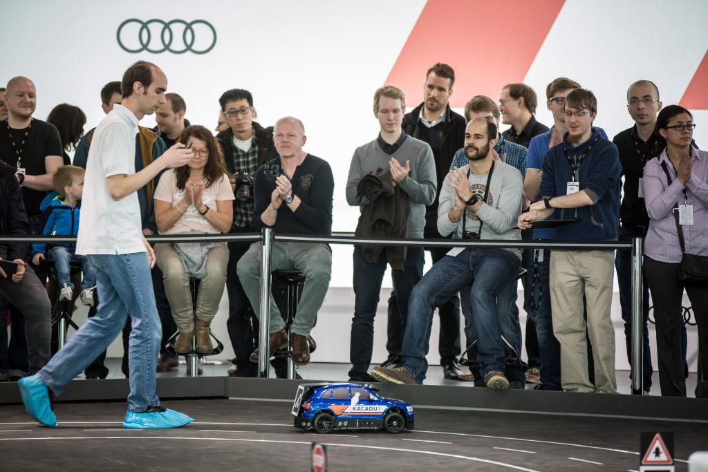 Autonomous Driving Cup 2016