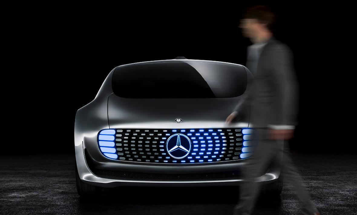 Mercedes-Benz F-015