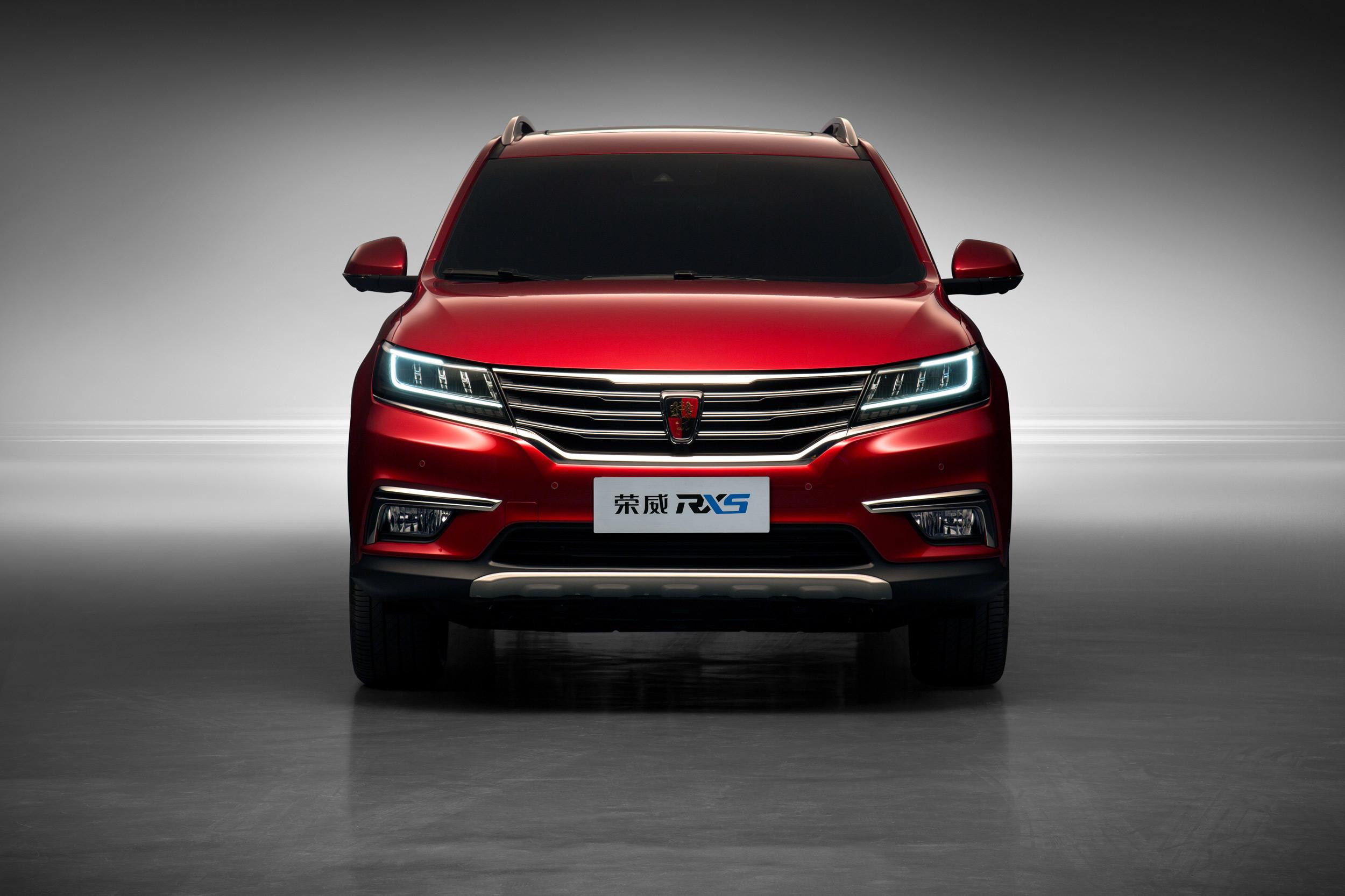 Alibaba SAIC Motor Roewe RX5 YunOS smart SUV