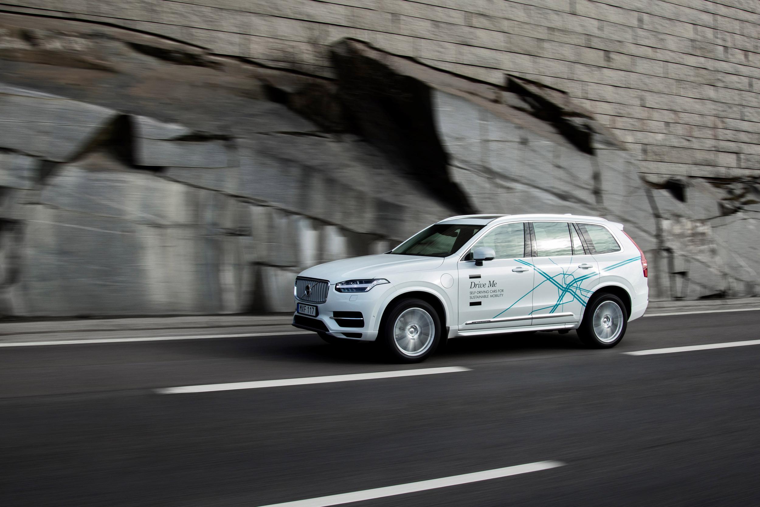 Volvo XC90 Drive-Me
