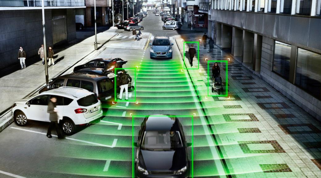 Volvo smart cities graphics