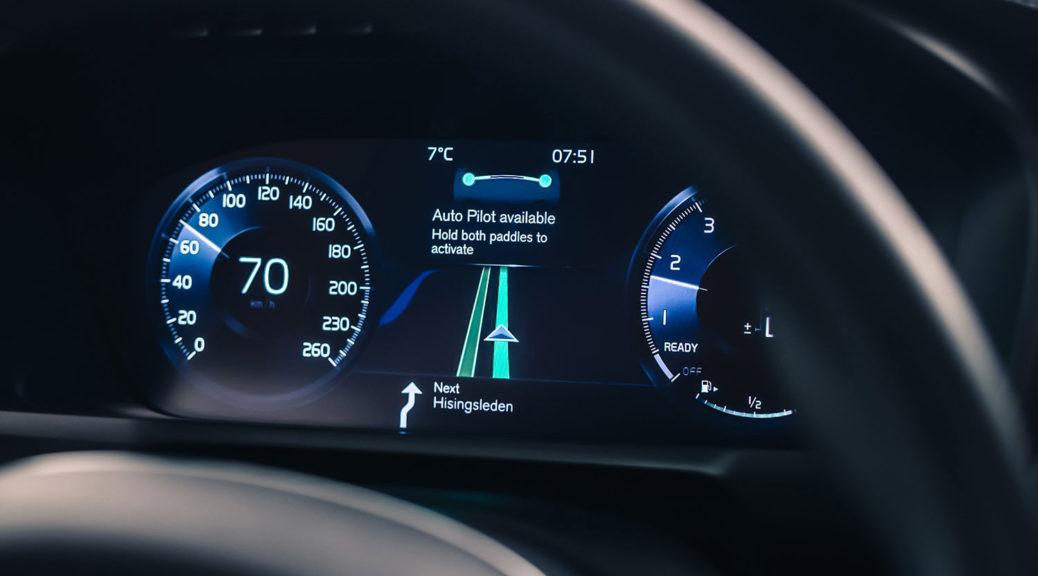 autopilot car interior graphics