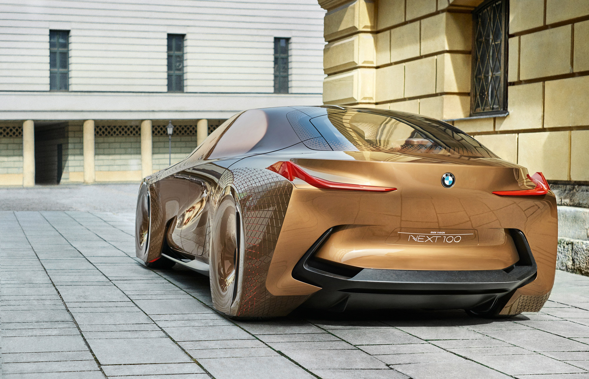 BMW next 100 years back