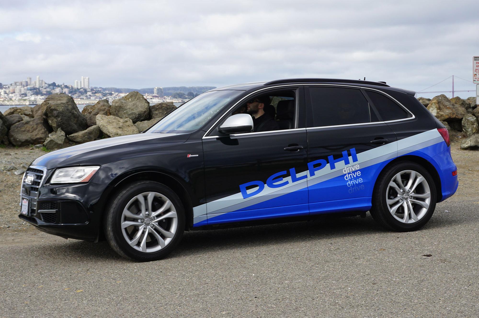 Delphi Audi SQ5