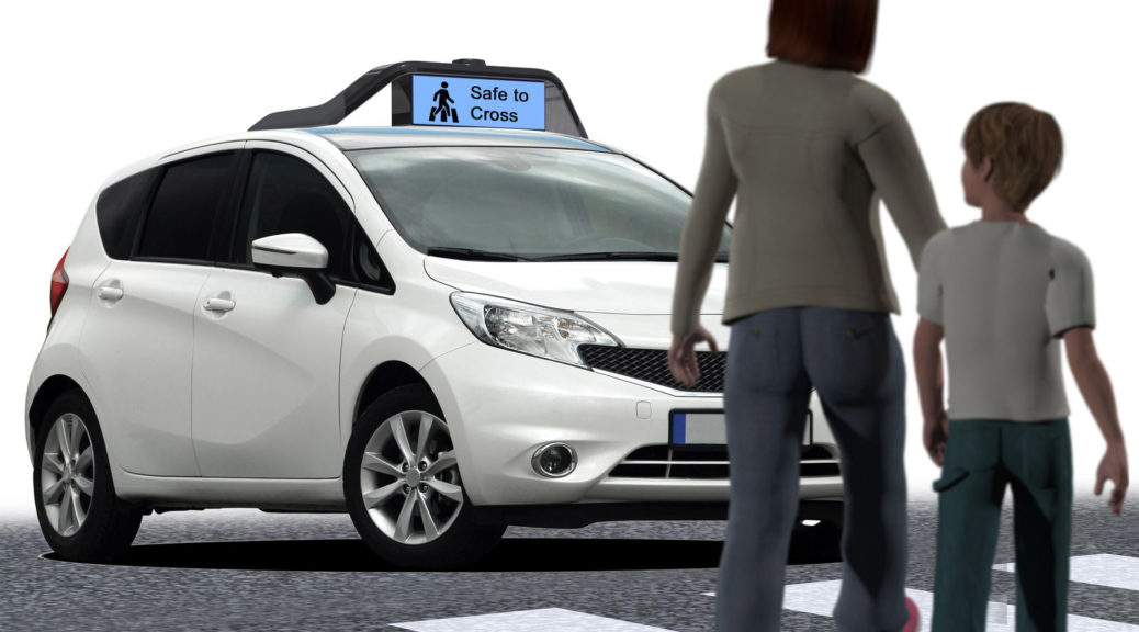 Drive.ai kit self-driving