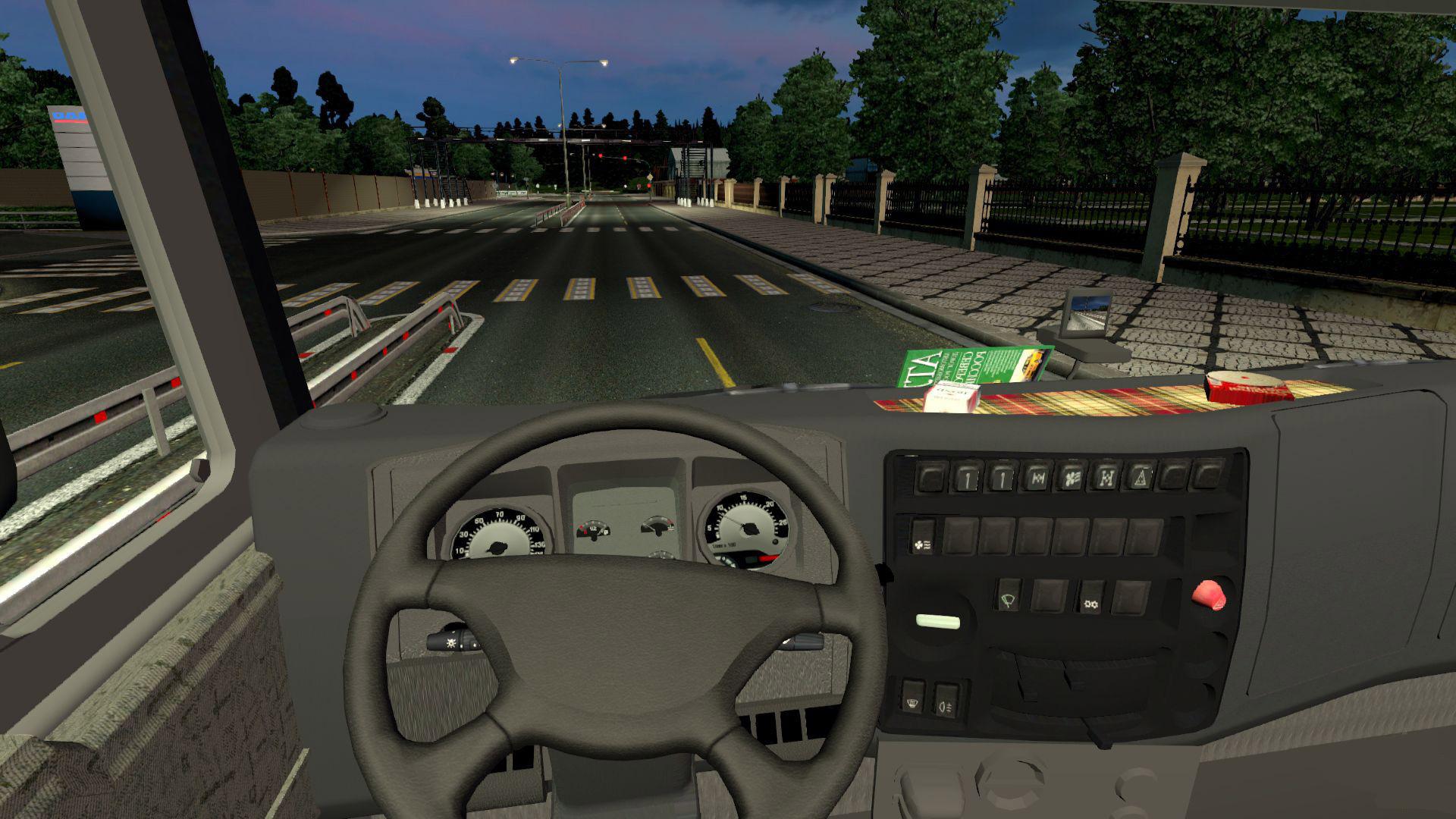 Kamaz Minibus