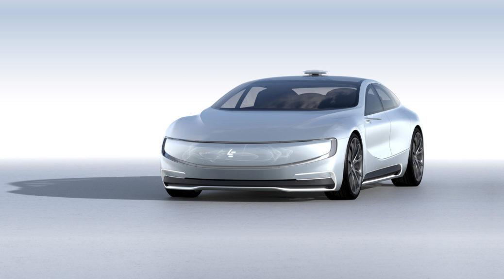 LeSEE autonomous car