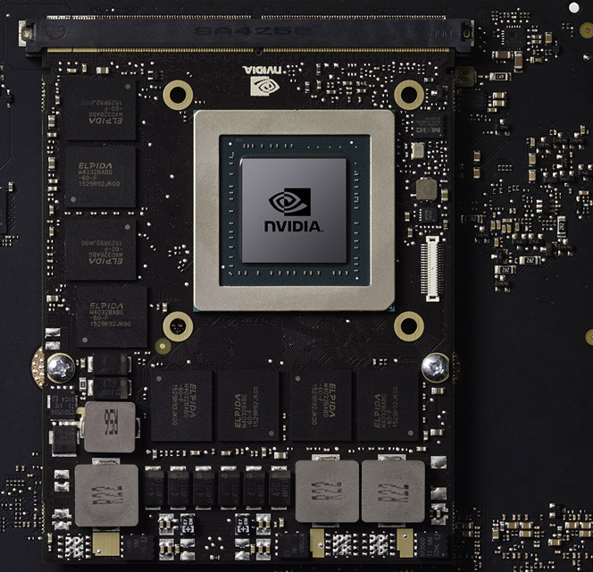 NVIDIA DRIVE PX 2 board details