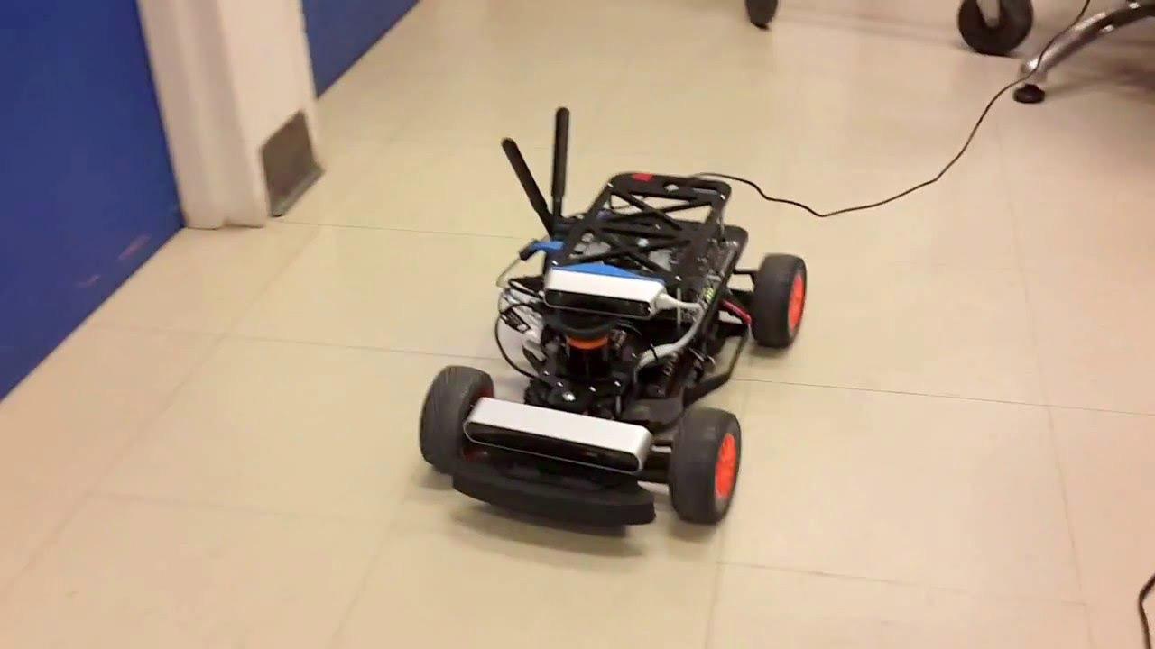 RACECAR MIT mini autonomous cars