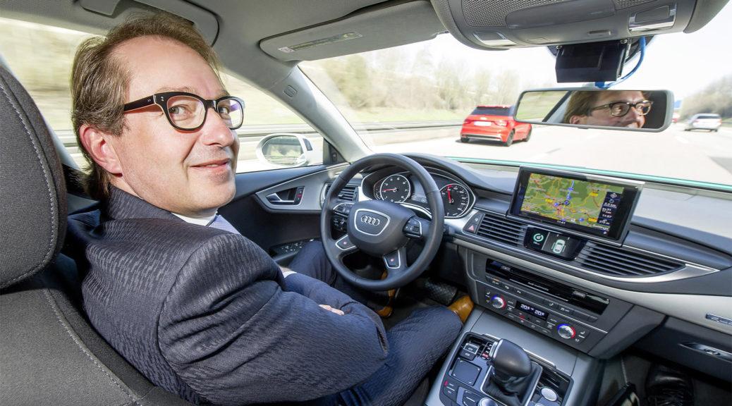 Alexander Dobrindt Minister Transportation Germany