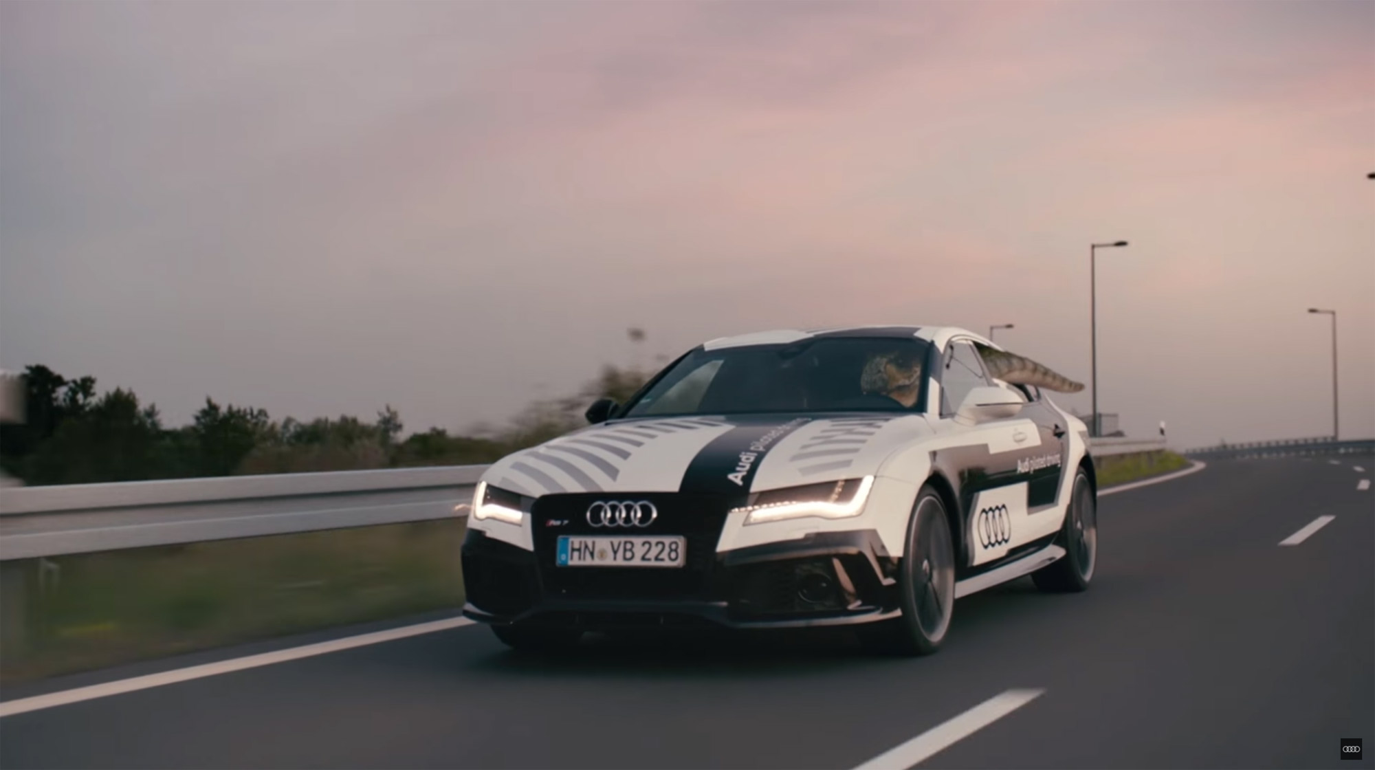 audi the comeback dinosaur