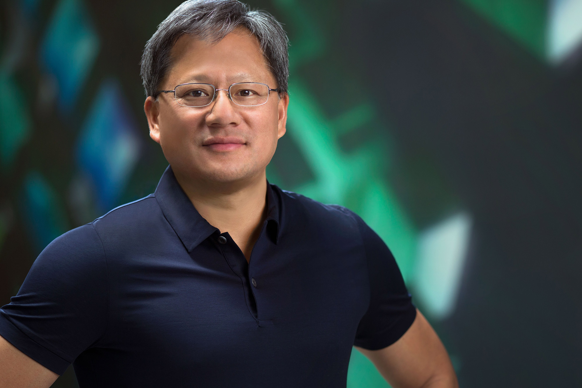 Jen Hsun Huang NVIDIA CEO