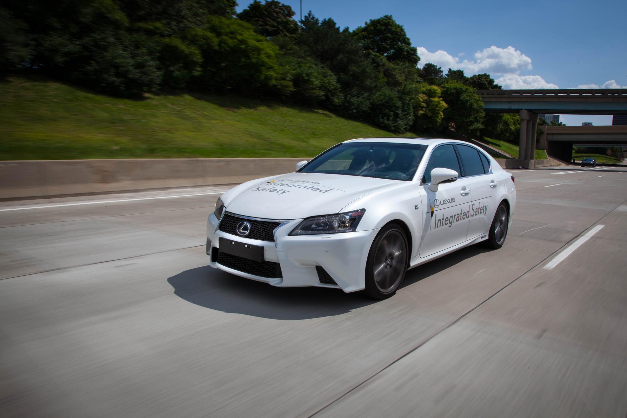 Lexus GS1