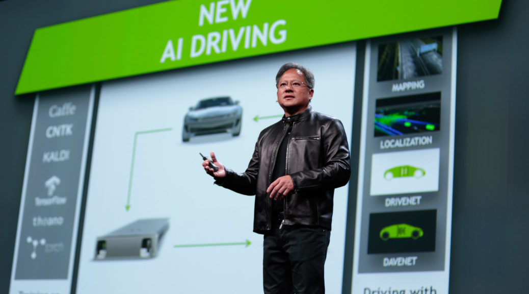 nvidia drive px 2 for autocruise revealed