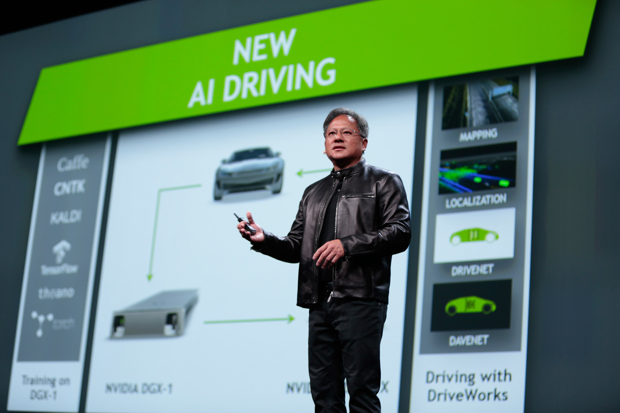 nvidia drive px 2 for autocruise revealed