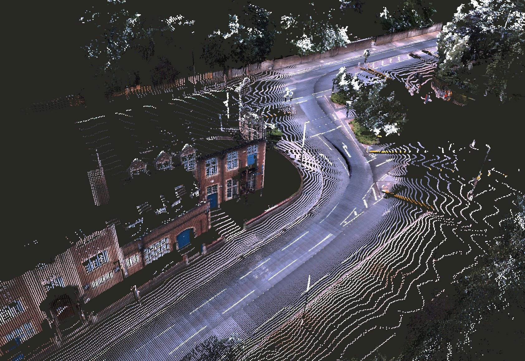 oxbotica selenium roads