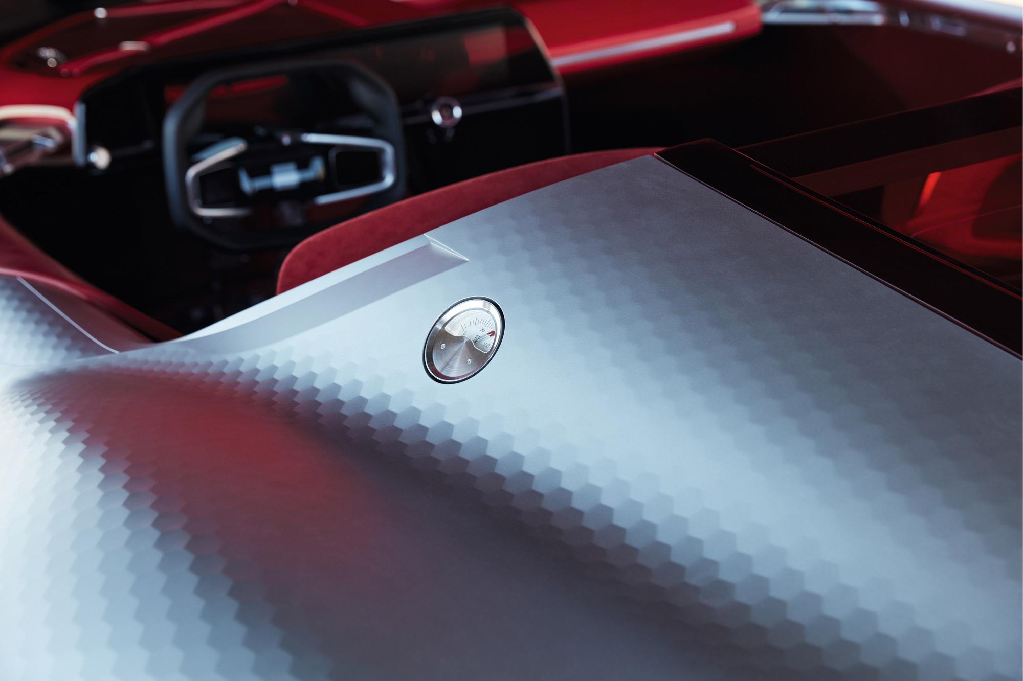 Renault Trezor autonomous supercar