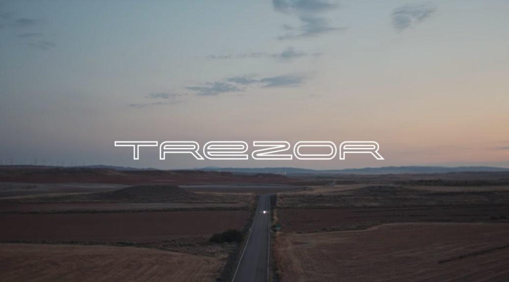 Renault Trezor teaser logo