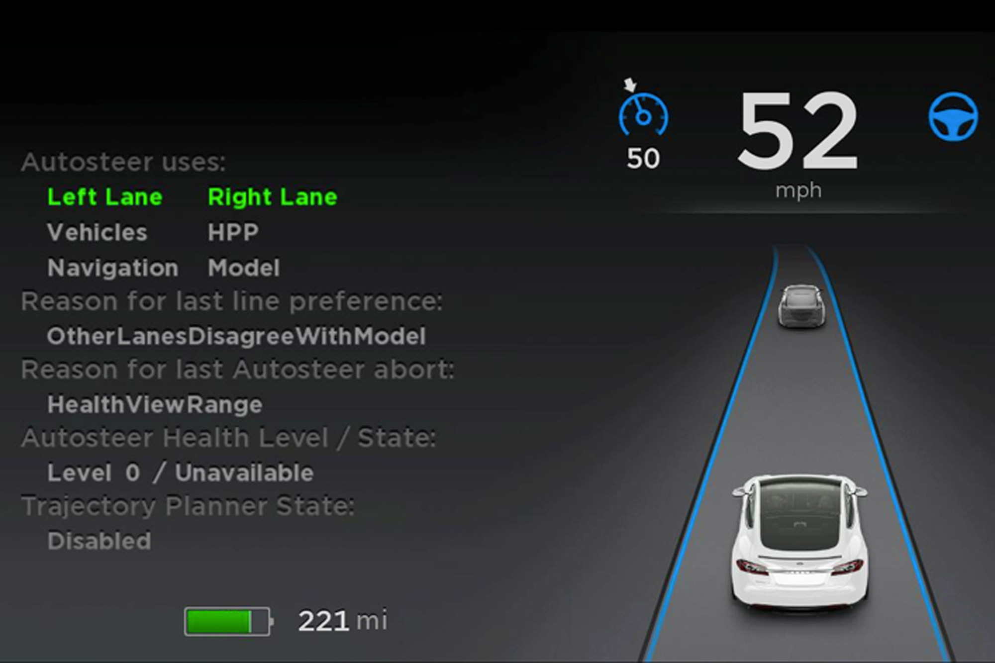 Tesla Autopilot Software