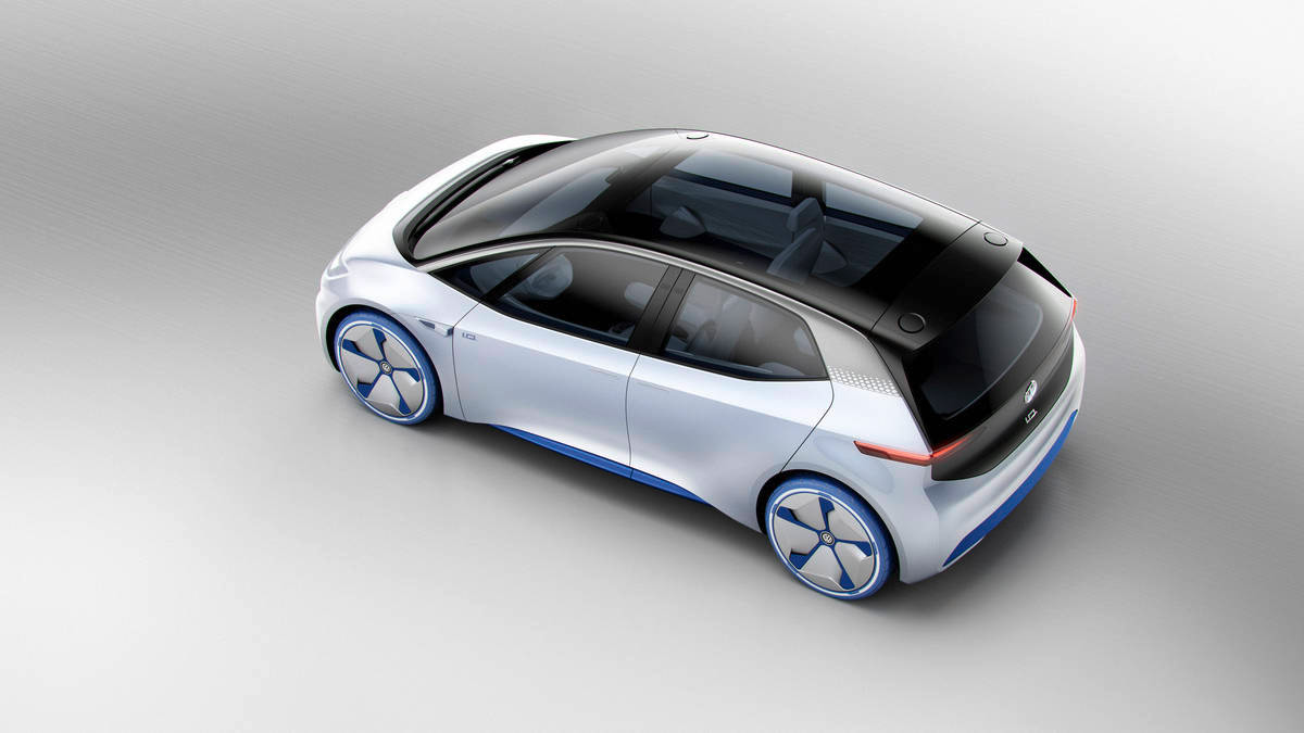 Volkswagen concept car I.D.