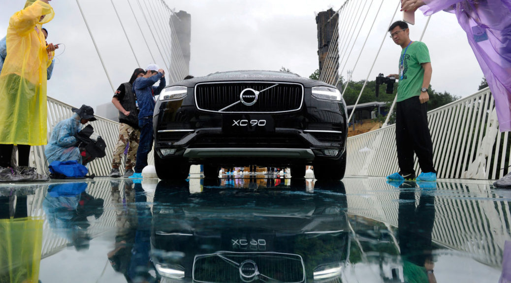 volvo xc90 bridge