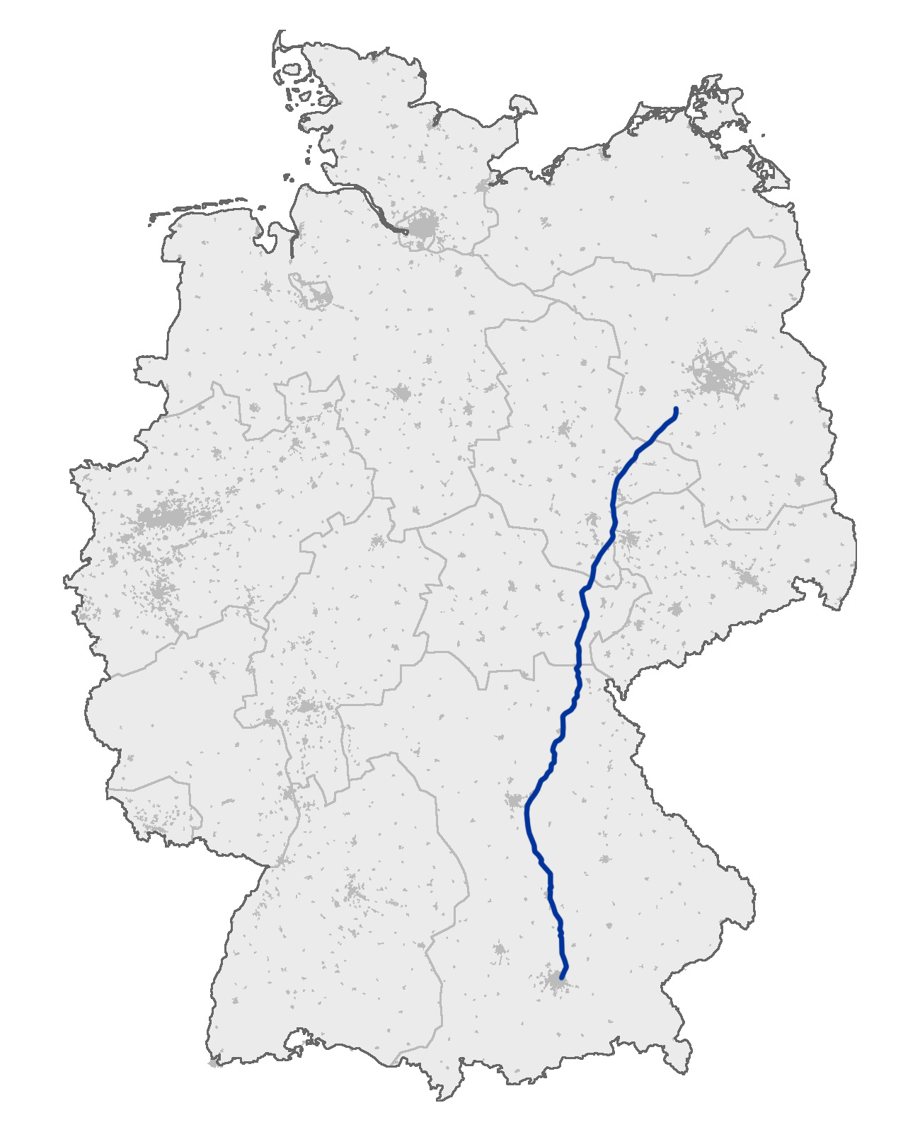 A9 Digital Motorway Test Bed Germany