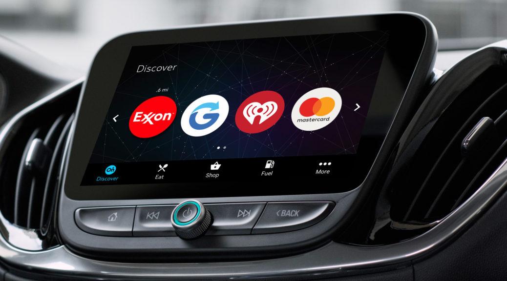 Mastercard General Motors onstar-go