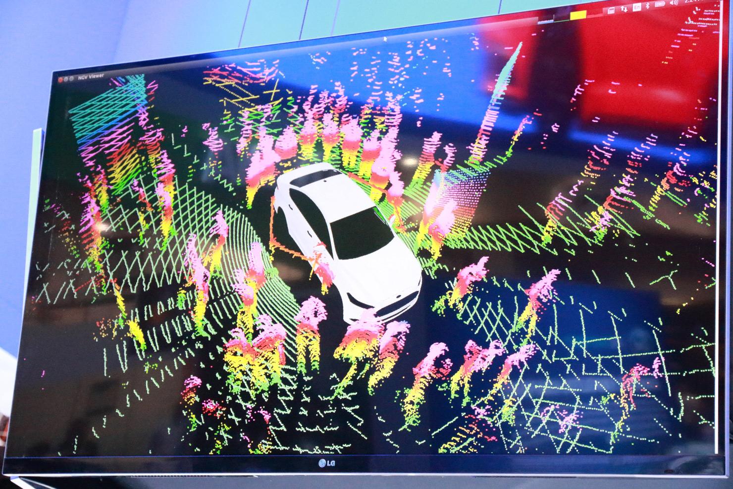 Optimus Ride technology