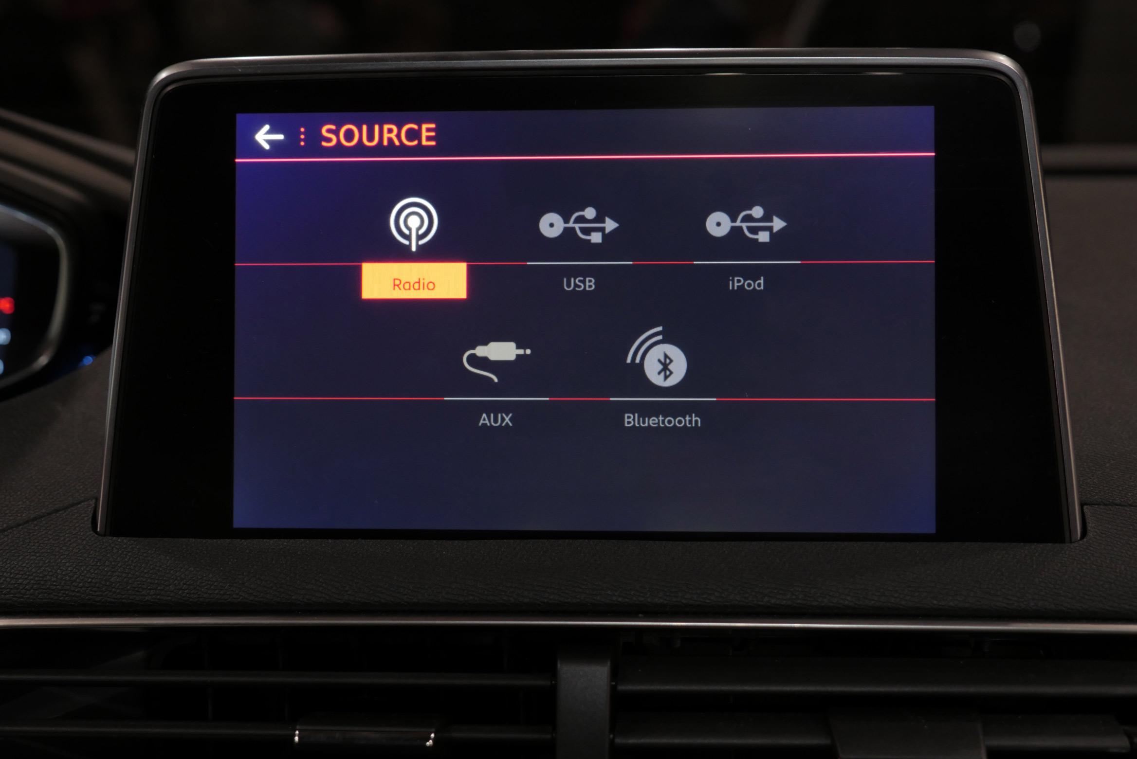 Peugeot i-Cockpit Paris Motor Show 2016