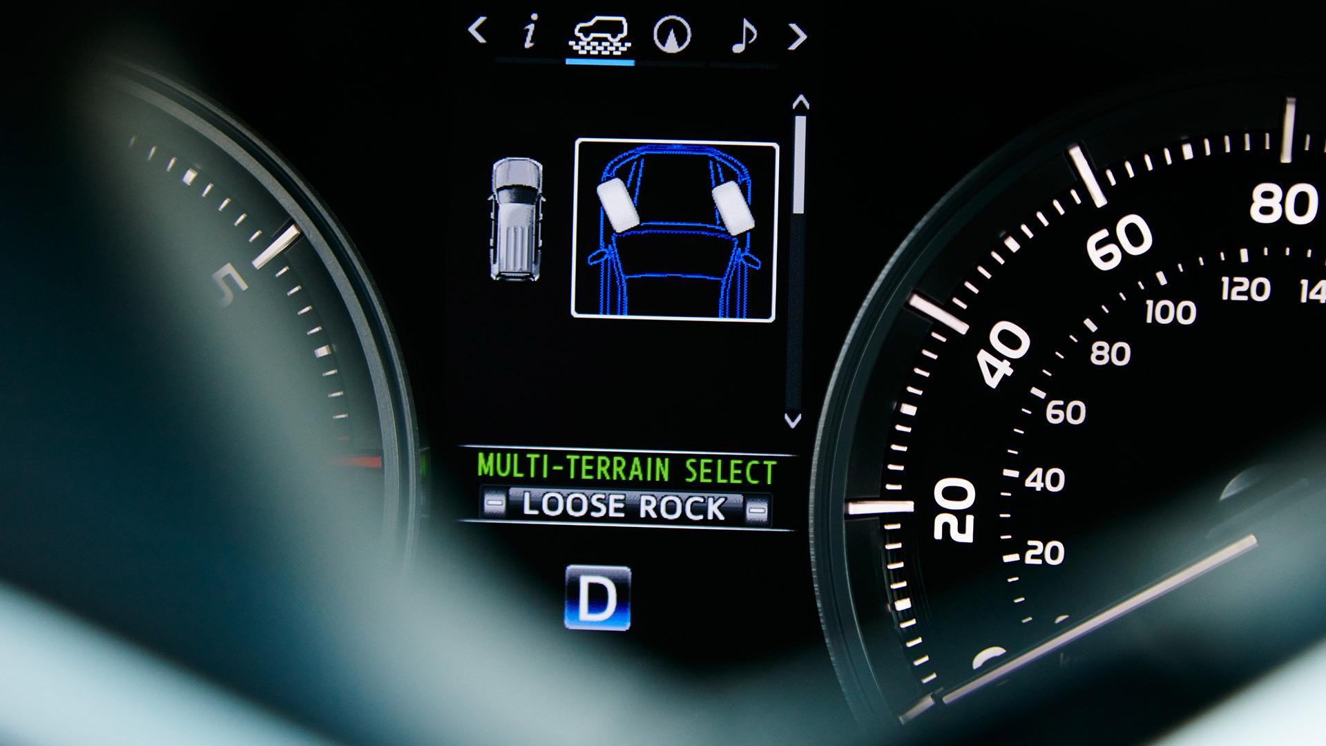 Toyota Land Cruiser 2017 interior