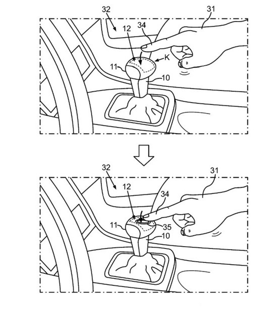 Volkswagen patent self-driving mode