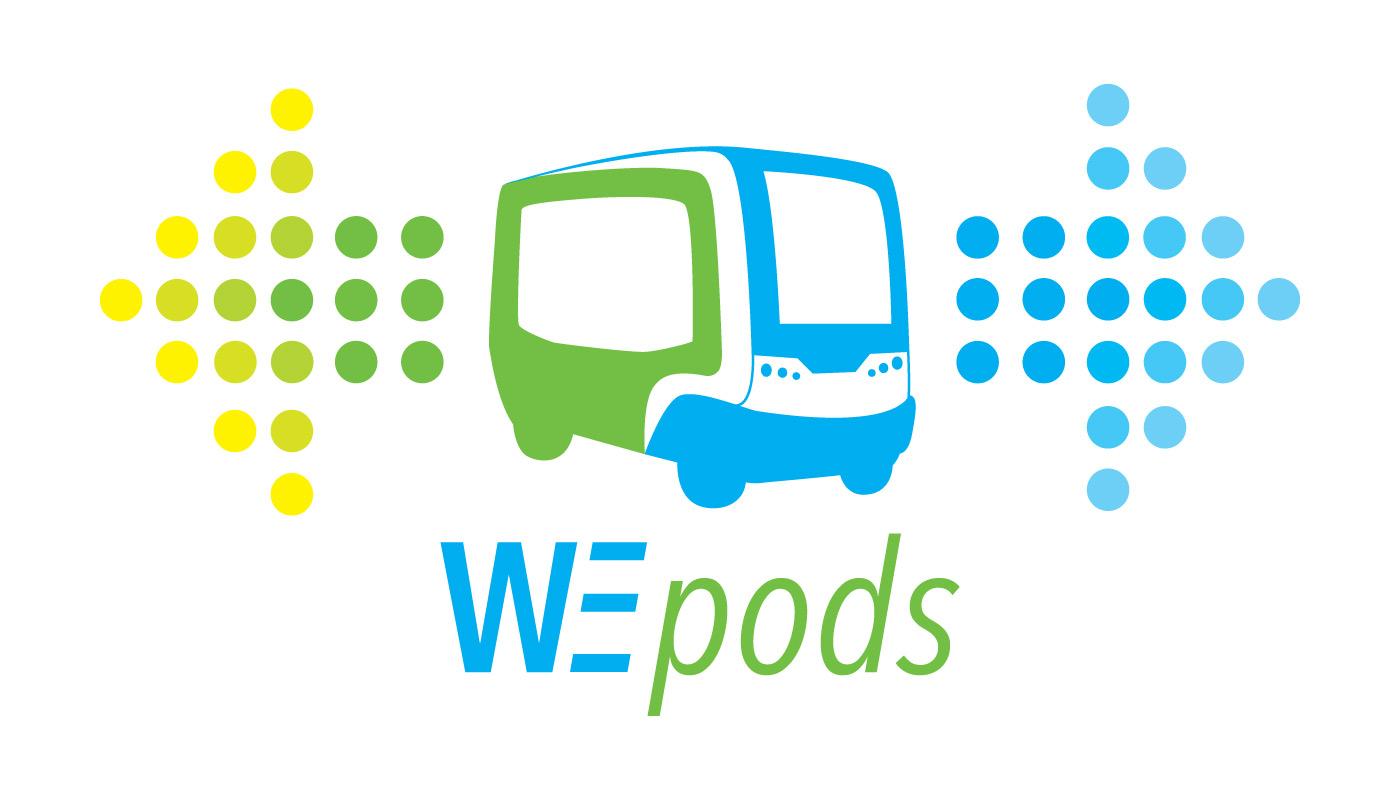 WePods logo