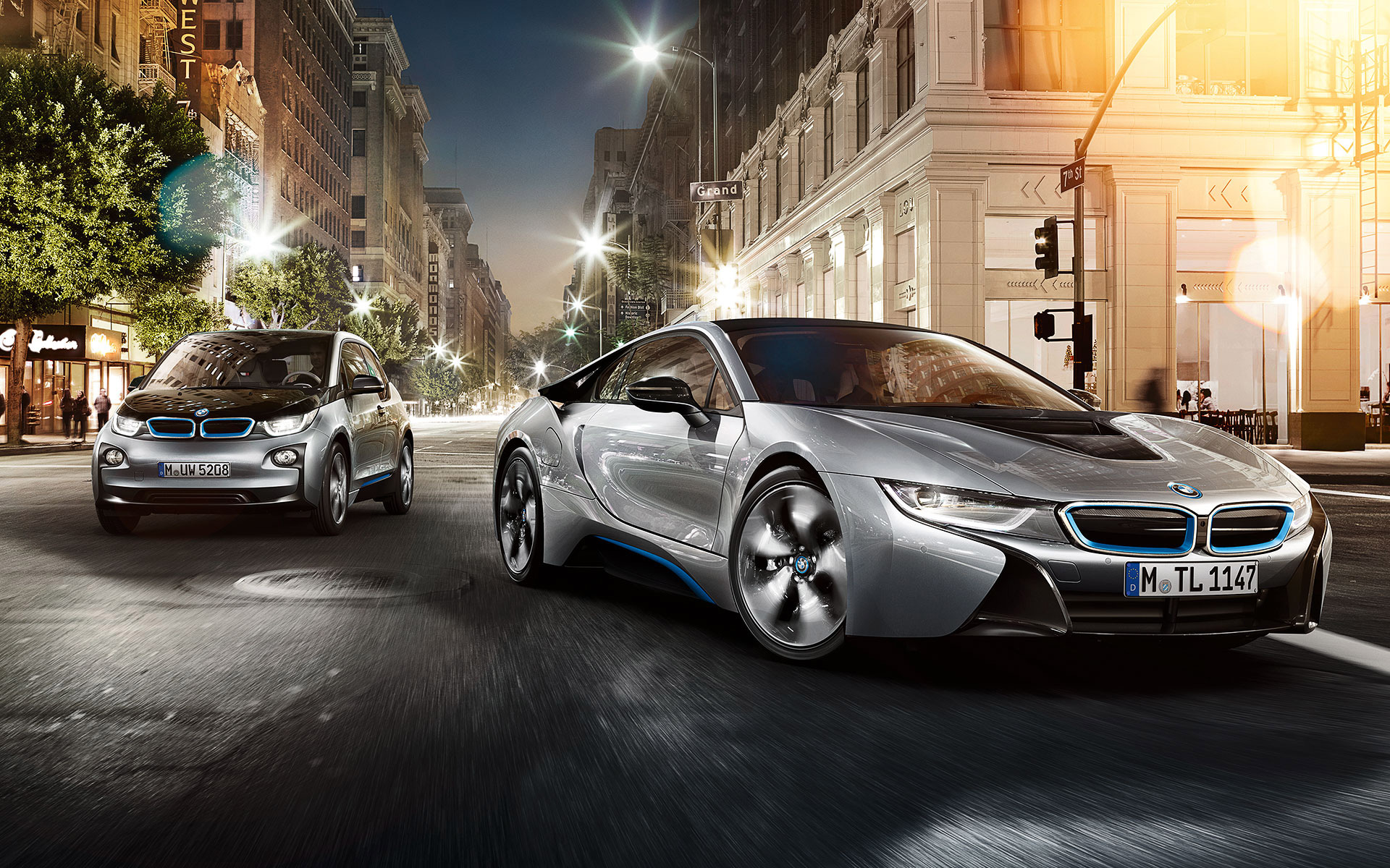 BMW iDivision