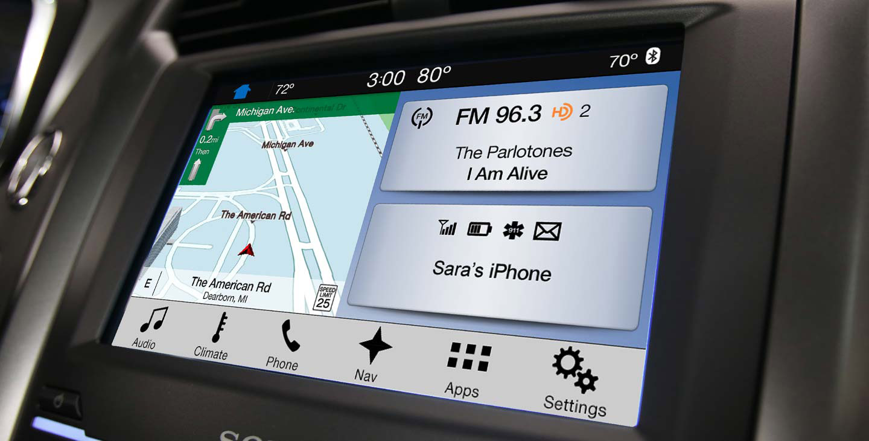 Ford SYNC 3 BlackBerry