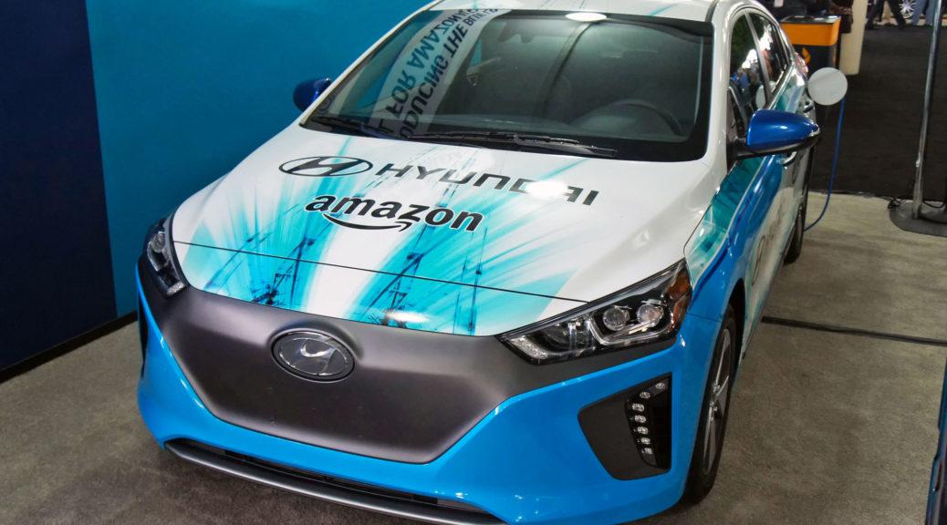 Hyundai Amazon Alexa Echo