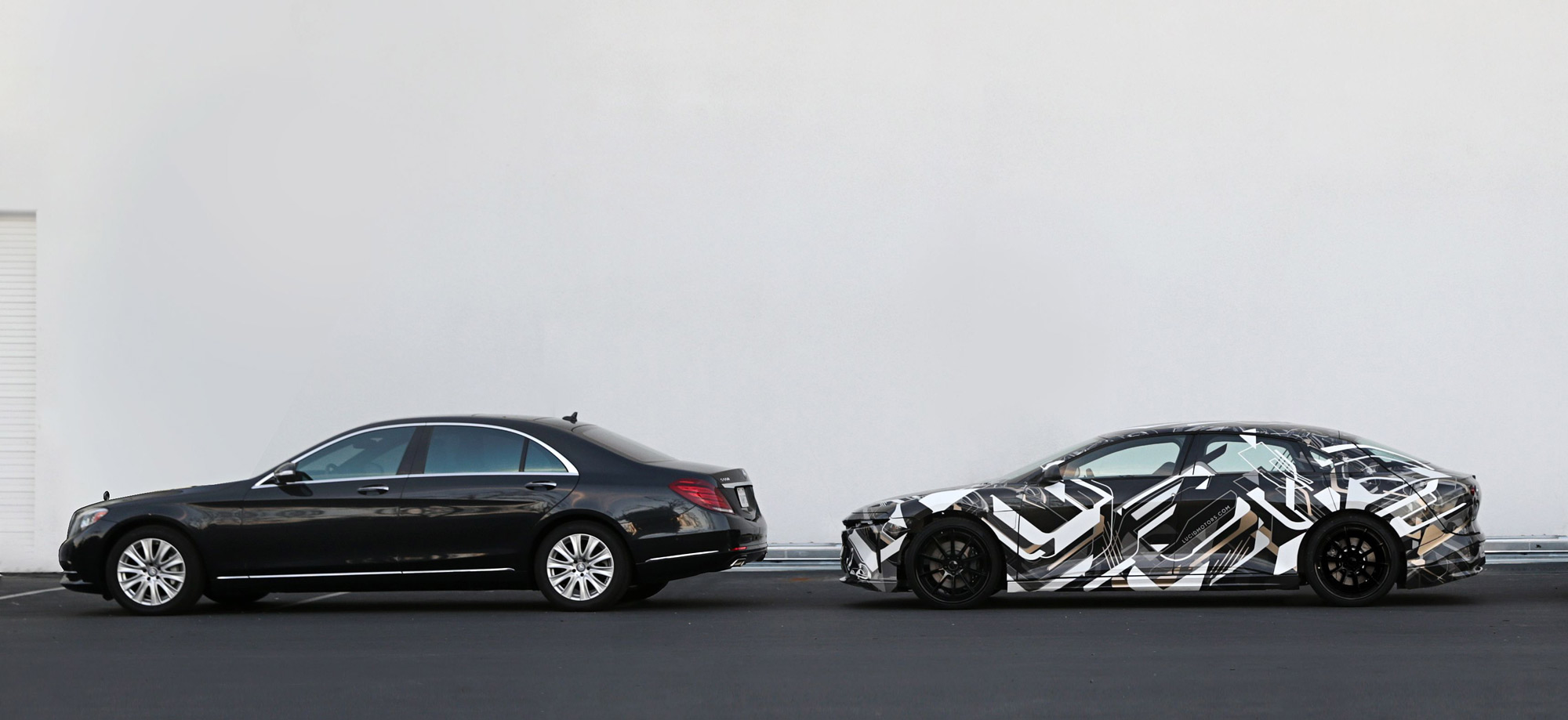 Lucid Motors and Mercedes
