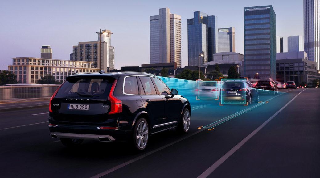 Volvo ADAS systems