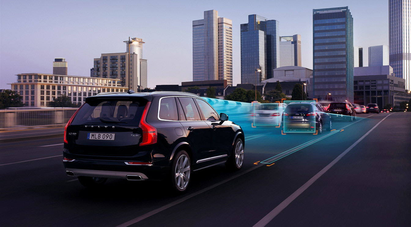 Volvo advanced driver assistance system