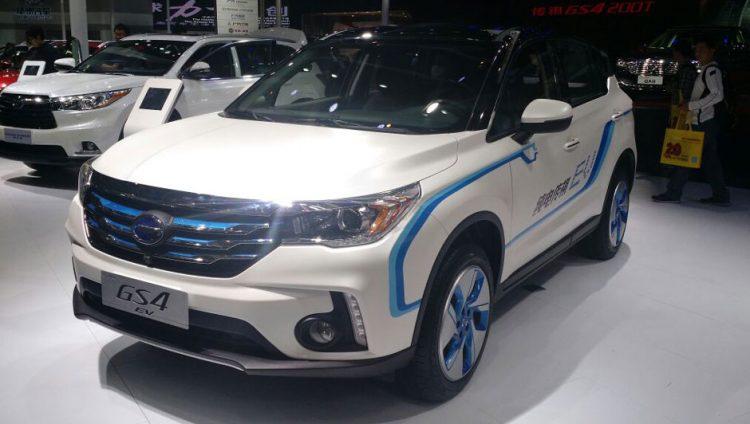 guangzhou auto trumpch gs4 3