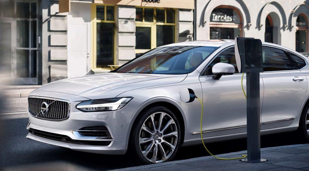 volvo electric car