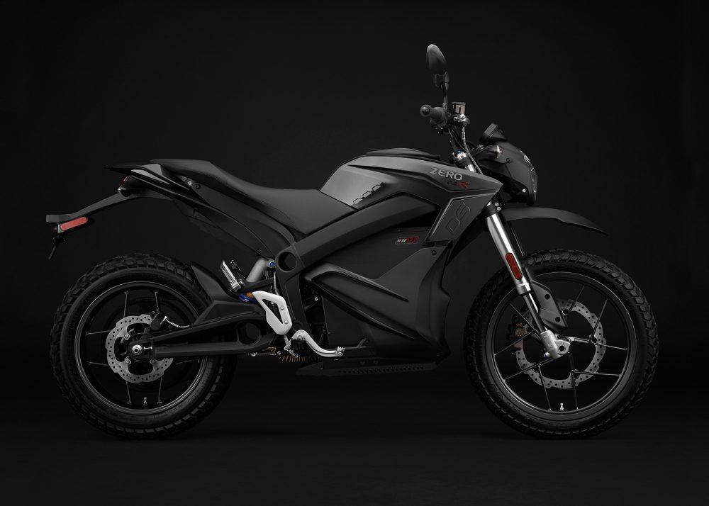 Zero Motorcycles unveils its 2017 electric bike lineup