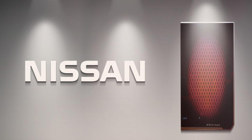 Nissan xStorage home