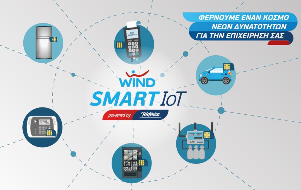 WIND Smart IoT Telefonica
