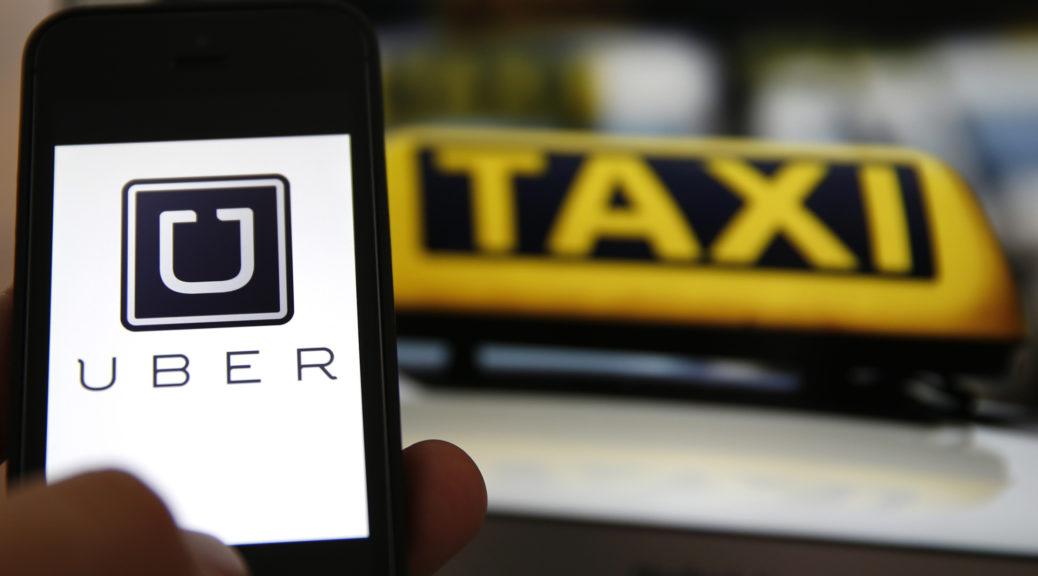 uber app taxi