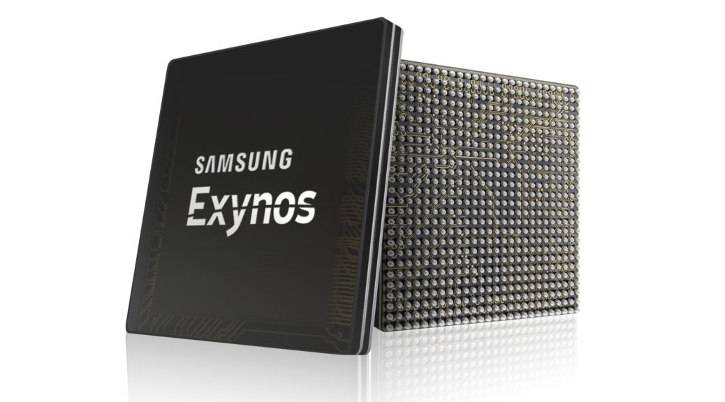 Samsung Exynos for Audi PSCP