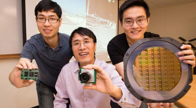 Celex camera Nanyang University