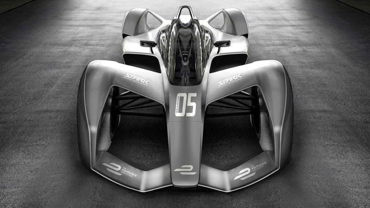 Formula E concept 2018