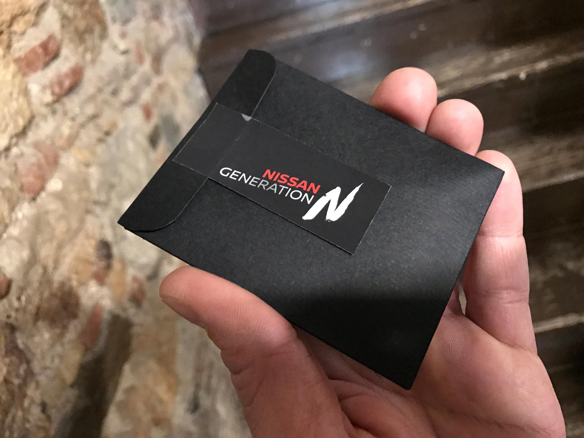 Nissan Genneration N