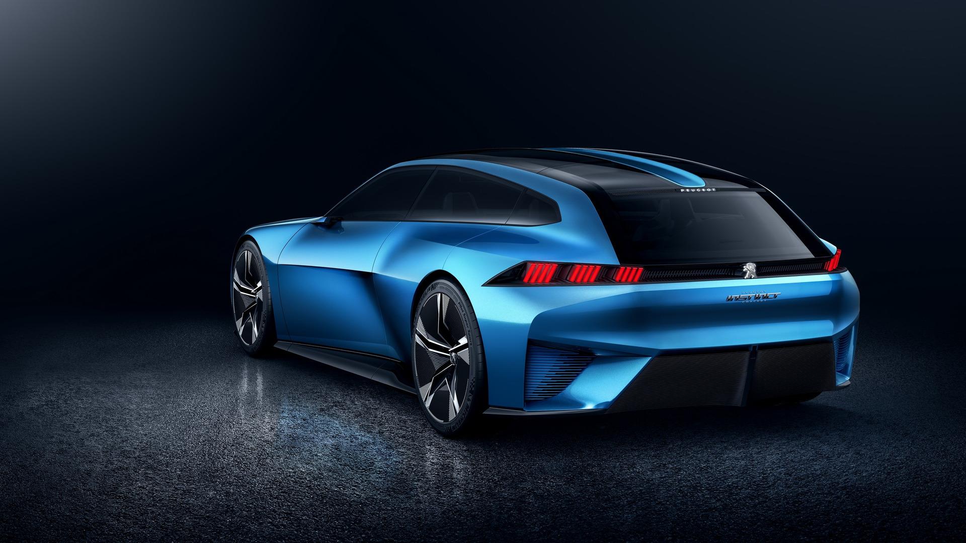 Peugeot Instinct Concept 6