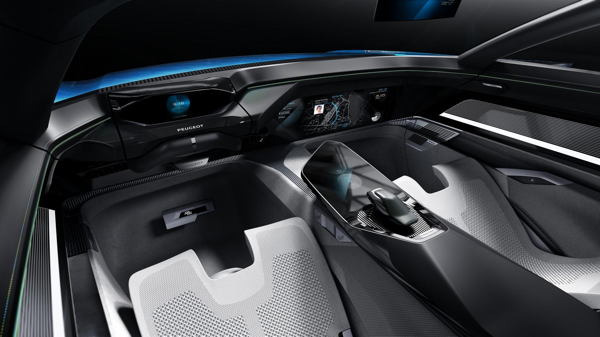 Peugeot Instinct Concept 7